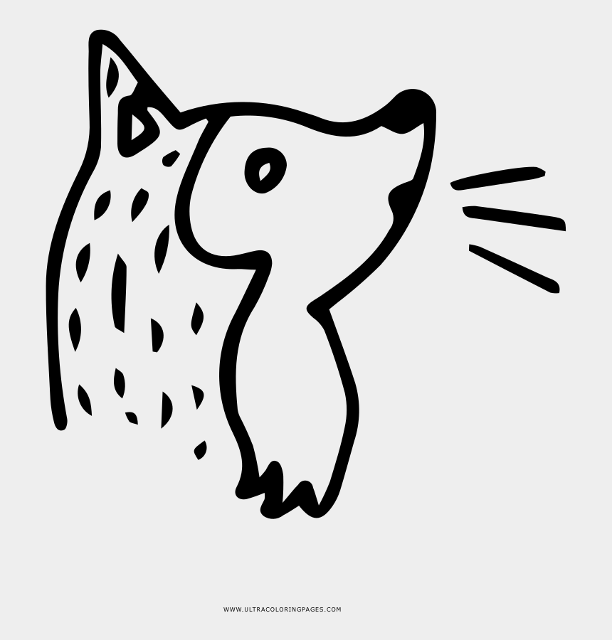 wolf howling clipart, Cartoons - Wolf Howling Coloring Page - Cartoon