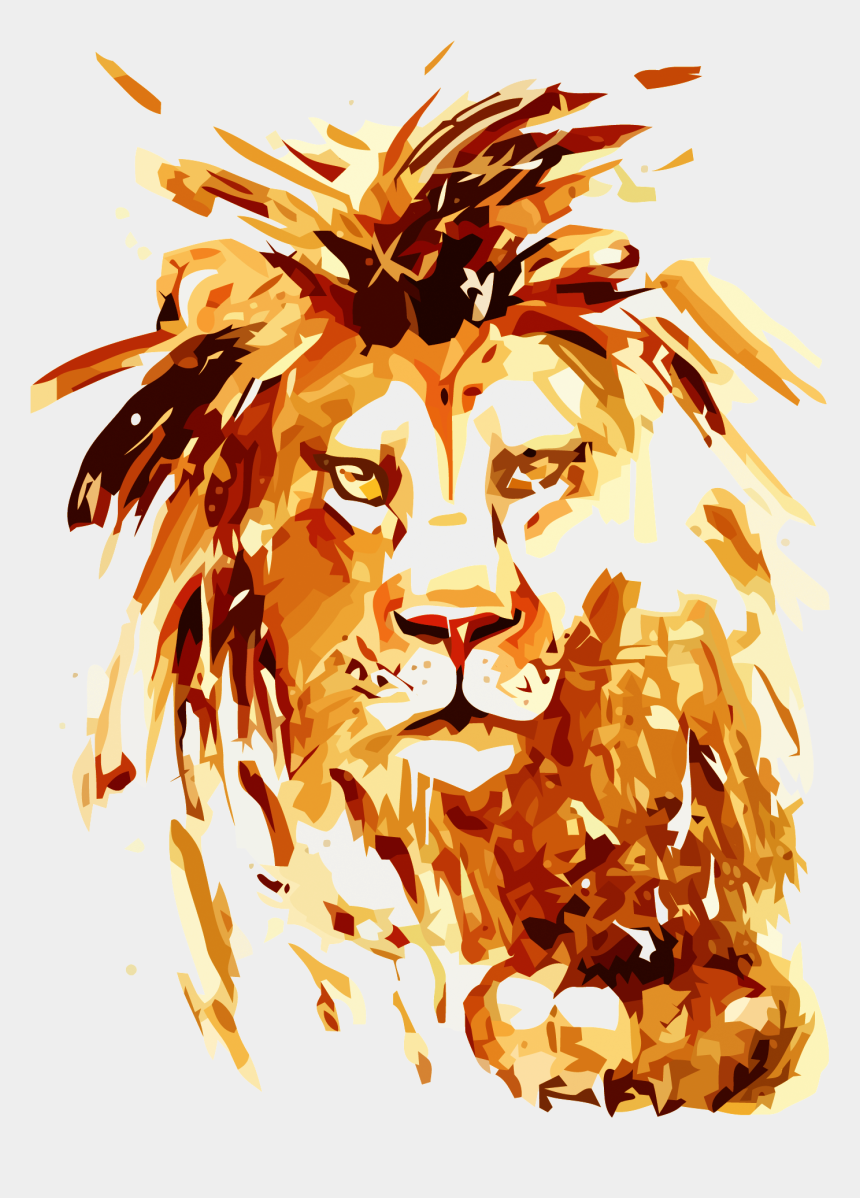 lion face clipart black and white, Cartoons - The Lion, The Witch And The Wardrobe By C - White T Shirt For Men Lion