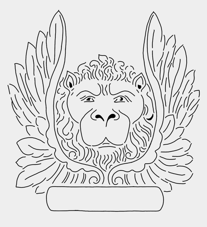 Free Black Outline Stencil Clip Art Cartoon Cliparts Cartoons Jing Fm Learn how to draw lion black and white pictures using these outlines or print just for coloring. jing fm