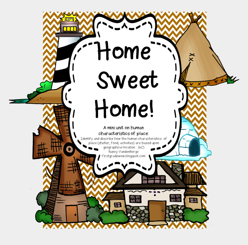 home sweet home clipart, Cartoons - Wednesday, September 30, - My Sweet Home Poem