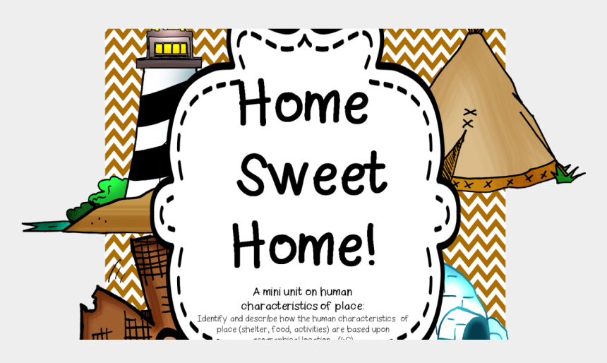 home sweet home clipart, Cartoons - Home Sweet Home Acrostic Of Home