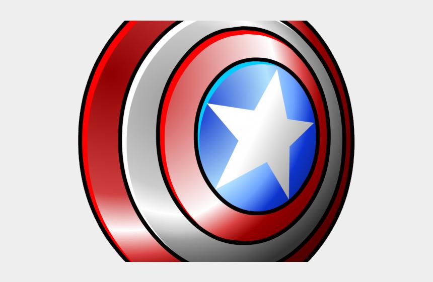 captain america clipart, Cartoons - Captain America Clipart Captain America's Shield - Captain America Shield Clipart Png