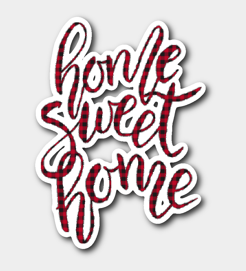home sweet home clipart, Cartoons - Home Sweet Home - Poster