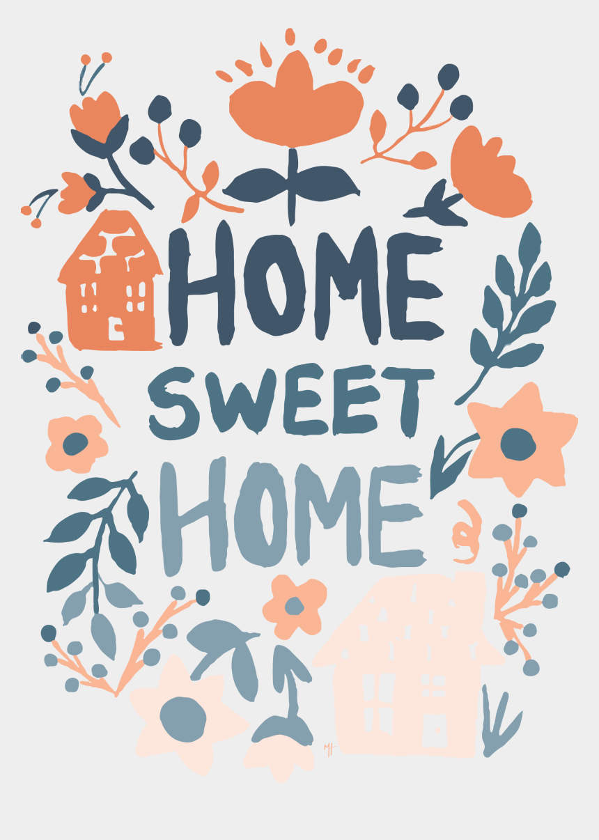 home sweet home clipart, Cartoons - Image Of Home Sweet Home