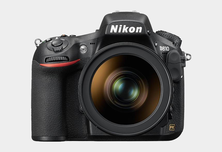 digital camera clipart, Cartoons - Nikon D810 - - Nikon D810