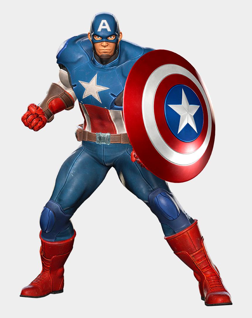 captain america clipart, Cartoons - Marvel Vs Capcom Infinite Captain America