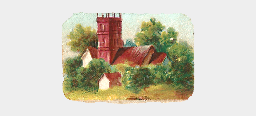 chicken coop clipart, Cartoons - This Is Indeed A Stately Country House I'm Ending This - Painting