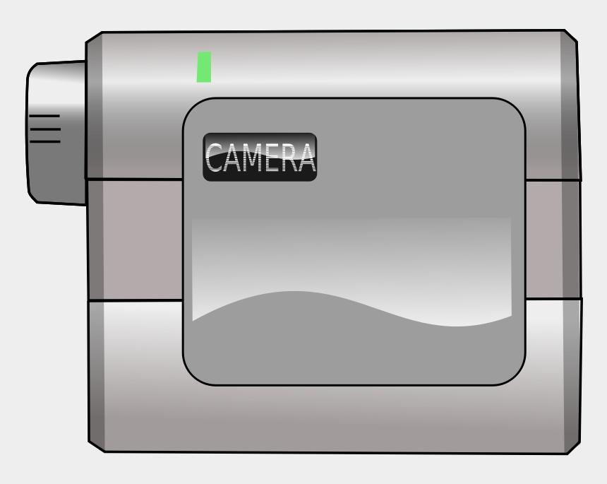 digital camera clipart, Cartoons - Digital Camera Clipart - Lecteur Video Minidv
