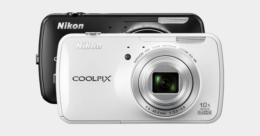 digital camera clipart, Cartoons - Taken Free On Dumielauxepices - Nikon Coolpix S800c
