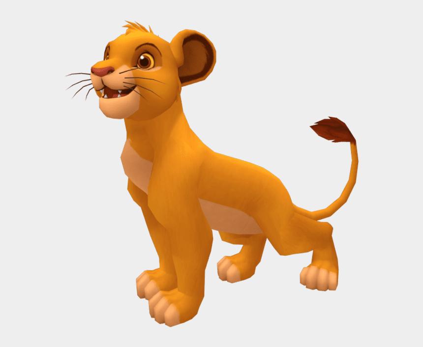 simba clipart, Cartoons - Simba - Lion King Simba 3d