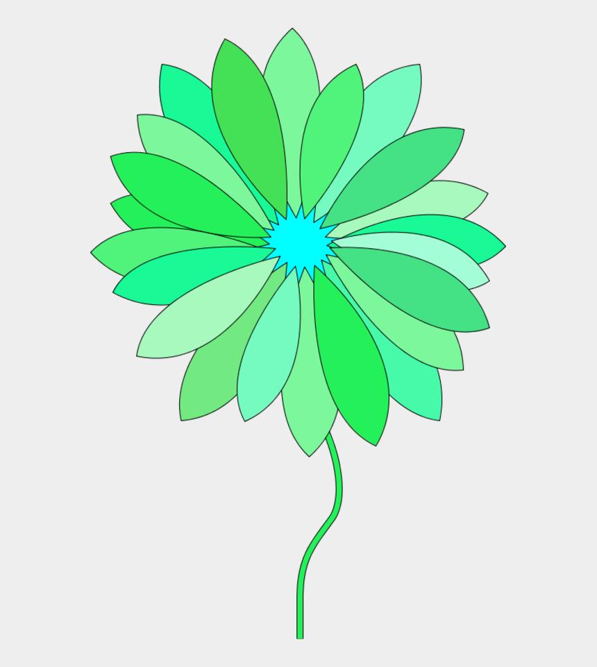 cartoon flowers clipart, Cartoons - Cartoon Flowers Clip Art - Flower Cartoon Gif Png