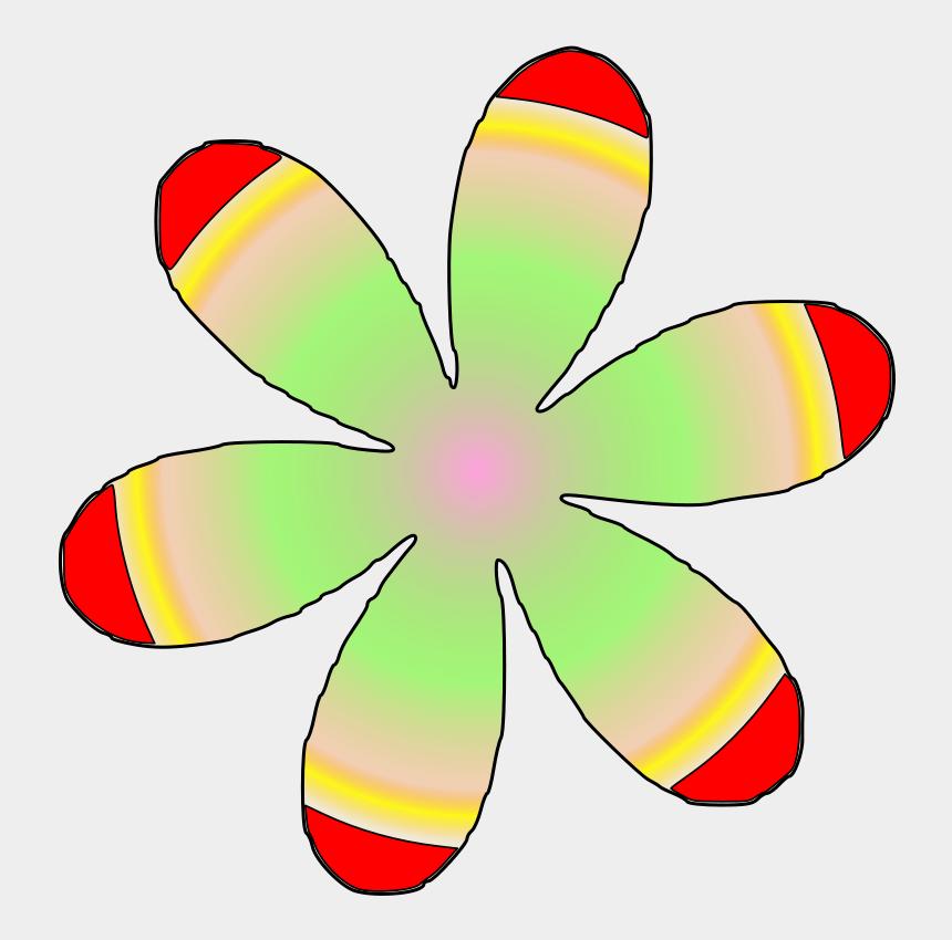 flower petal clipart, Cartoons - Flower Petals Clip Art - Clip Art
