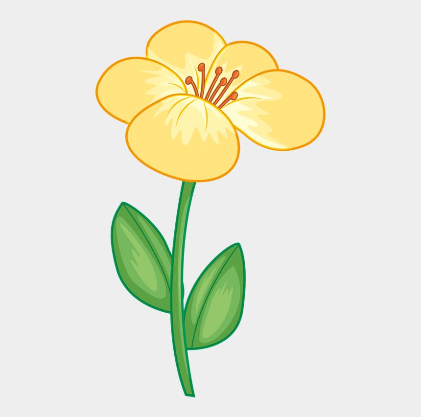 green flower clipart, Cartoons - Flower Clipart Green - Цветок Рисунок Png