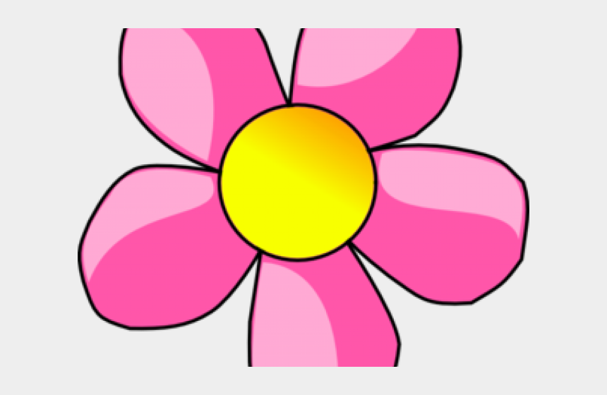 simple flower clipart, Cartoons - Cartoon Flowers Clip Art