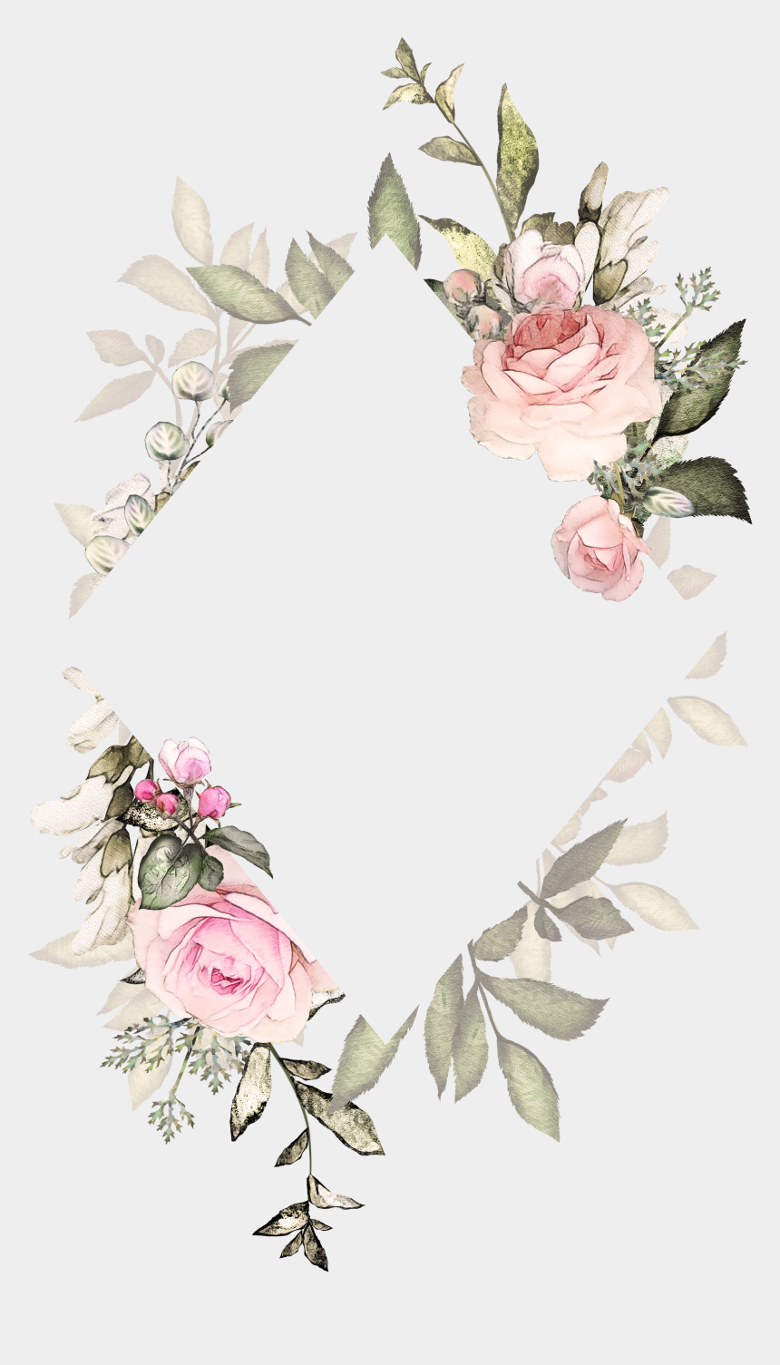 flower background clipart, Cartoons - Discover Ideas About Phone Backgrounds - Wedding Invitation Transparent Background