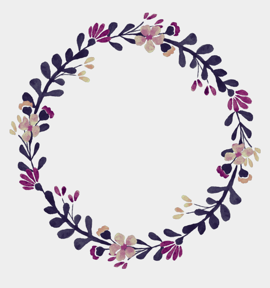 flower wreath clipart, Cartoons - #floral #flowers #wreath #frame #floralwreath #flower - Baseball Stitches Circle Png