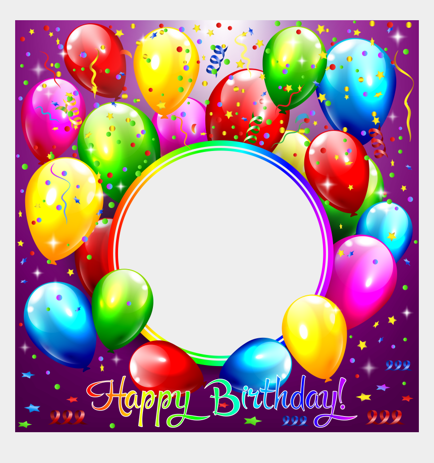 happy birthday cousin clipart, Cartoons - Happy Birthday Frame, Happy Birthday Photos, Birthday - Transparent Background Happy Birthday Frames Png