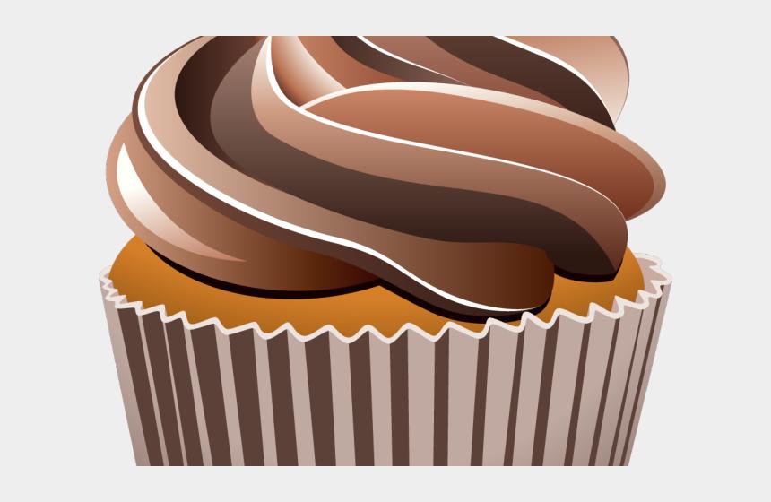 cake stand clipart, Cartoons - Chocolate Cake Clipart 12 Cupcake - Transparent Background Cupcake Clipart