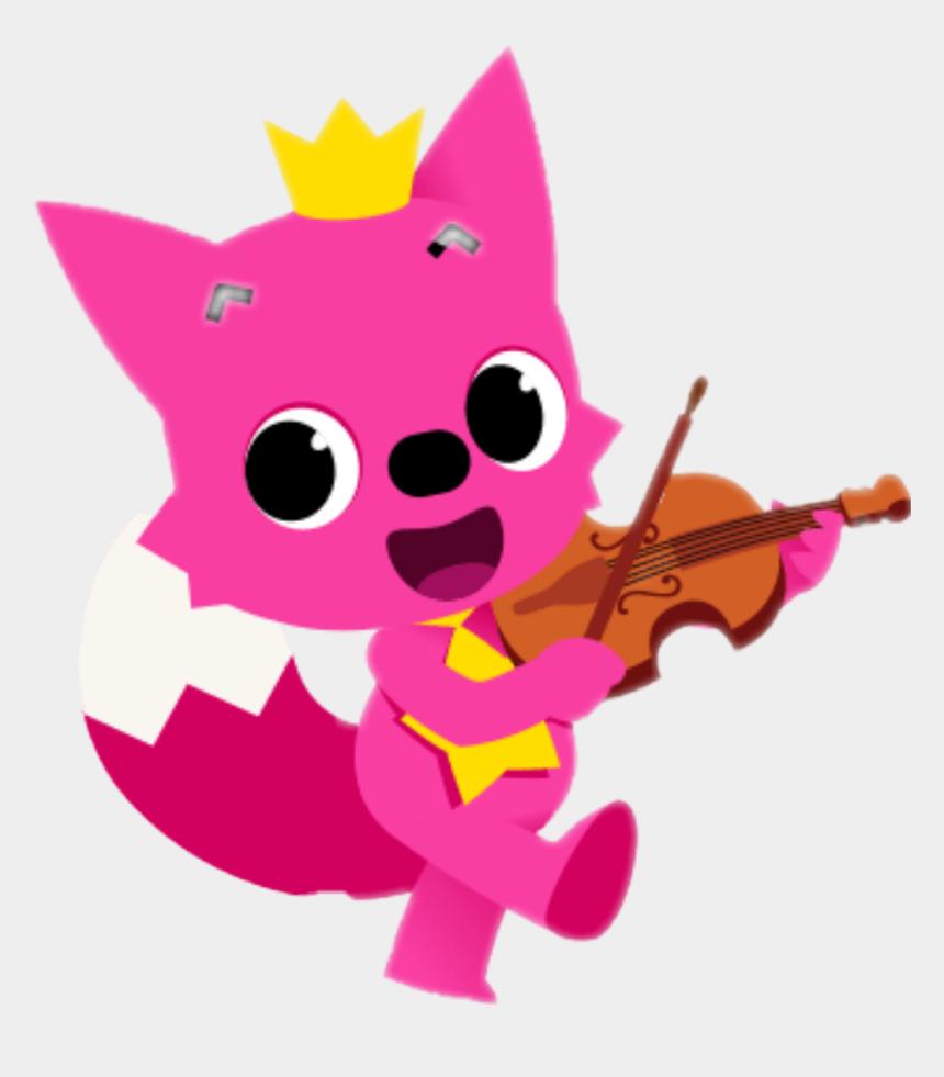 baby shark clipart, Cartoons - #pinkfong - Baby Shark Png