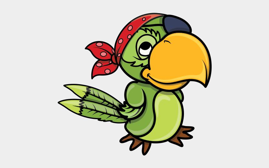 pirate hat clipart, Cartoons - Parrot Clipart Pirate Hat - Pirate Treasure Cartoon