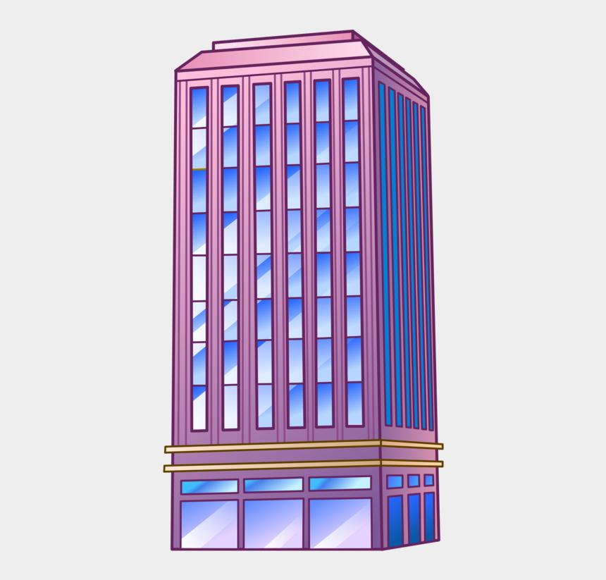 skyscraper clipart, Cartoons - High-rise Building Architecture Skyscraper Facade