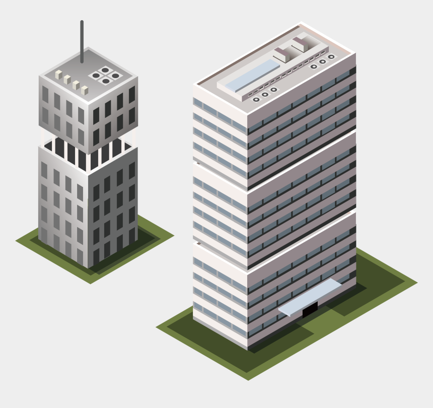 office building clipart, Cartoons - Office Building Png - Office Building Vector Png