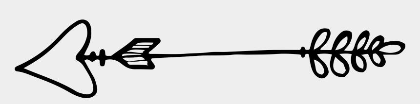 cute arrow clipart, Cartoons - 12 Hand Drawn Arrows - Hand Drawn Arrow With Hearts