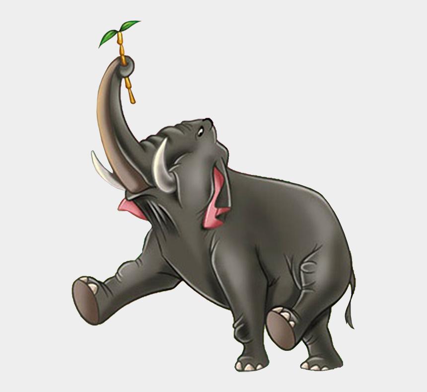 jungle book clipart, Cartoons - Jungle Book Colonel Hathi