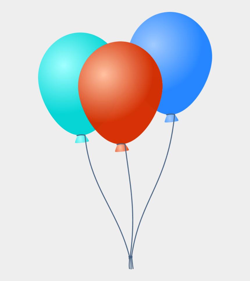 party balloons clipart, Cartoons - Banner Transparent Download Balloon Clip Art - Party Balloon Vector Png