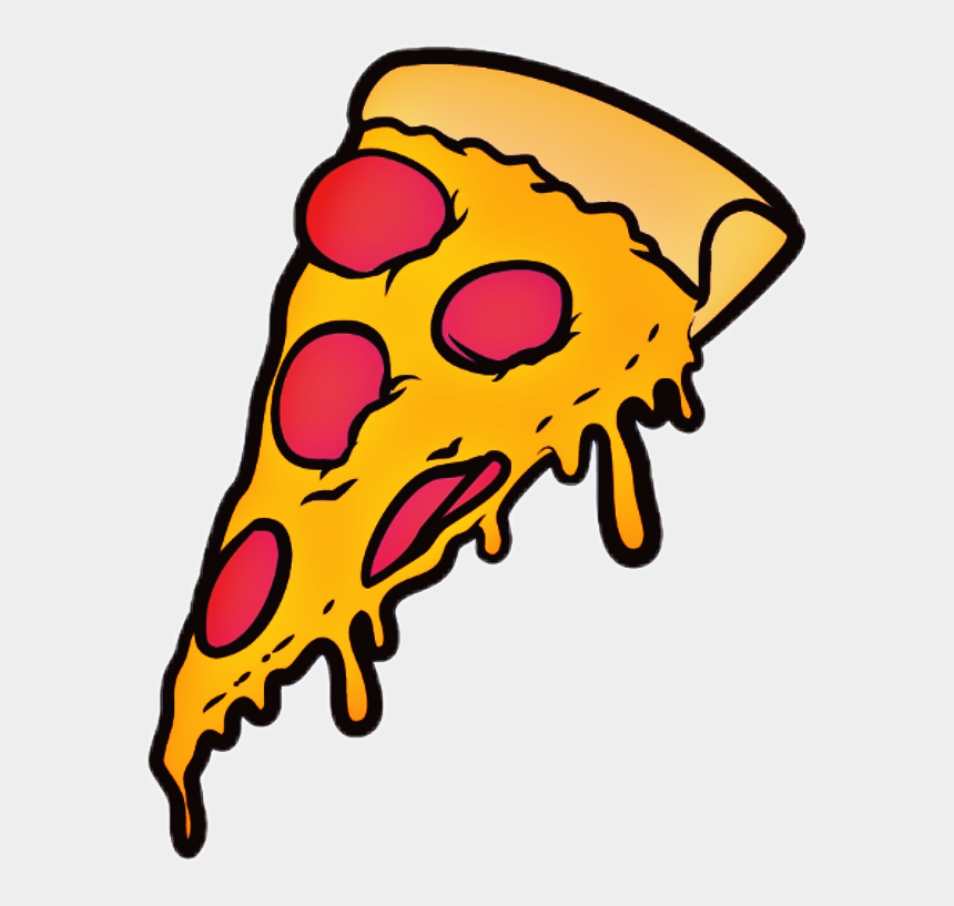 pizza party clipart, Cartoons - Pizza Clip Yummy - Pizza Slice Cartoon Png