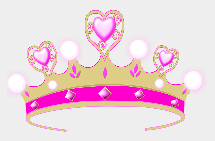 crown png clipart, Cartoons - Princess Crown By Remixer - Princess Crown Clipart