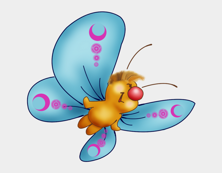 cute butterfly clipart, Cartoons - 0 10c877 22dc1f7f Orig Butterfly Clip Art, Cute Butterfly, - Cartoon Blue Butterfly Clipart