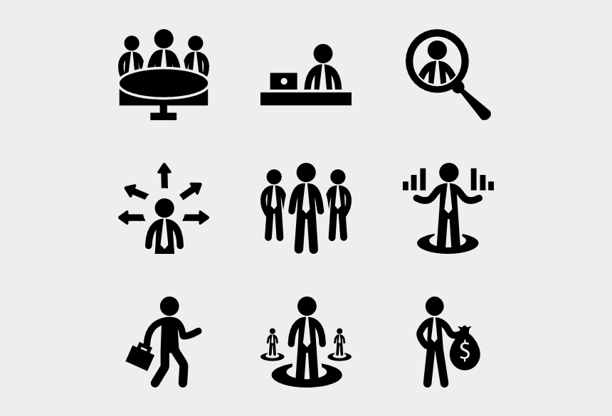 business people clipart, Cartoons - Business People Icon Png - Business People Icons Png