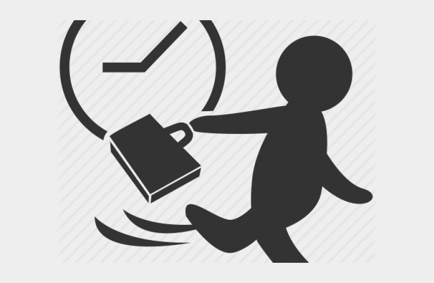 business people clipart, Cartoons - Clipart Wallpaper Blink - Late Timing