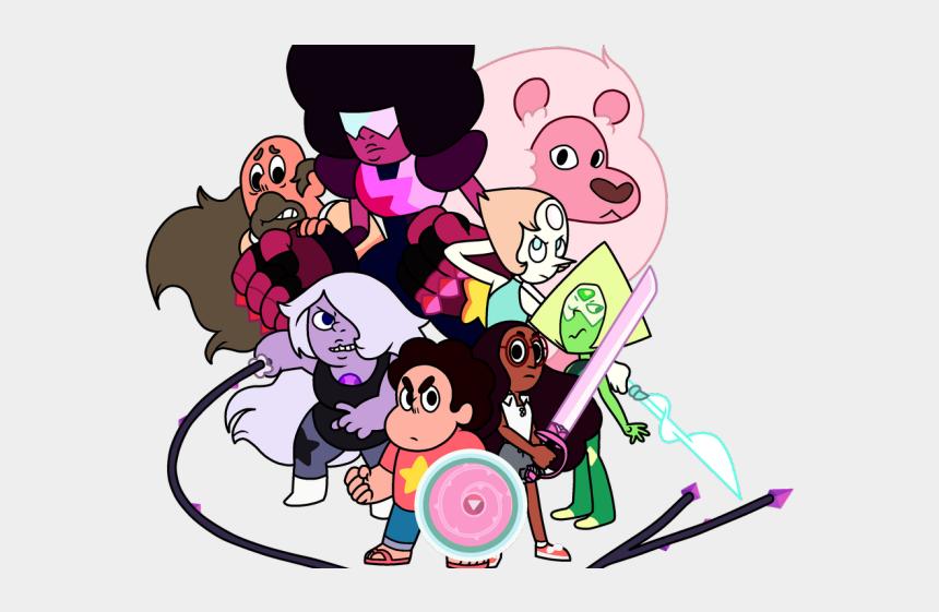 strong man clipart, Cartoons - Cartoon Network Clipart Strong Female - Steven Universe Crystal Gems Png