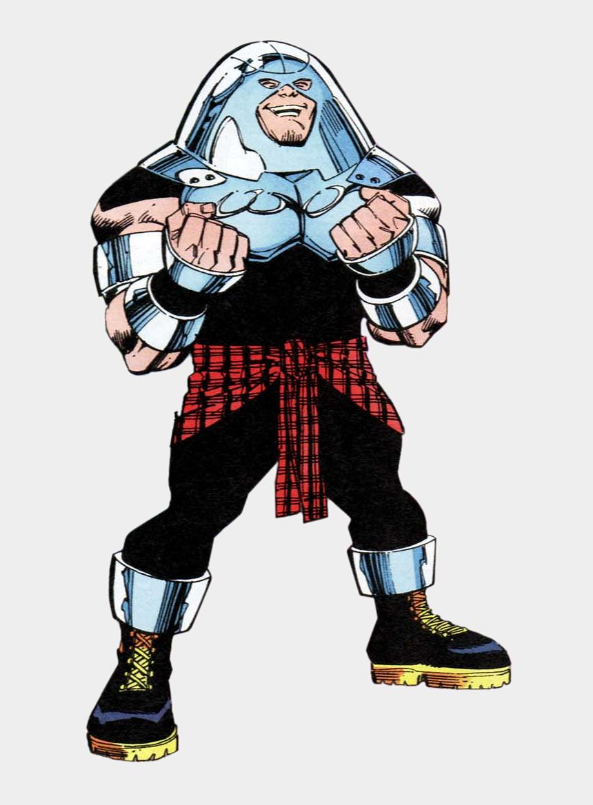 strong man clipart, Cartoons - Wolverine Clipart Avengers - J2 Zane Yama Marko