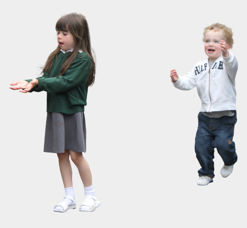children walking clipart, Cartoons - Baby Walking Png - Kid Playing Png