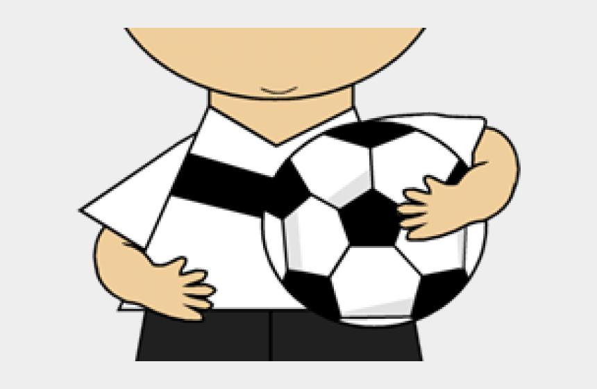 cute boy clipart, Cartoons - Girl Playing Soccer Clip Art