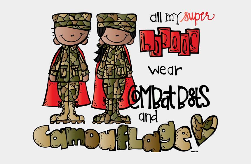 discipline clipart, Cartoons - Cute Melonheadz Memorial Day Clip Art