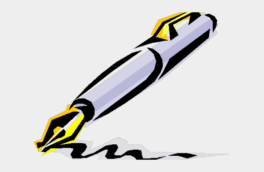 fountain pen clipart, Cartoons - Magic Pen Clipart