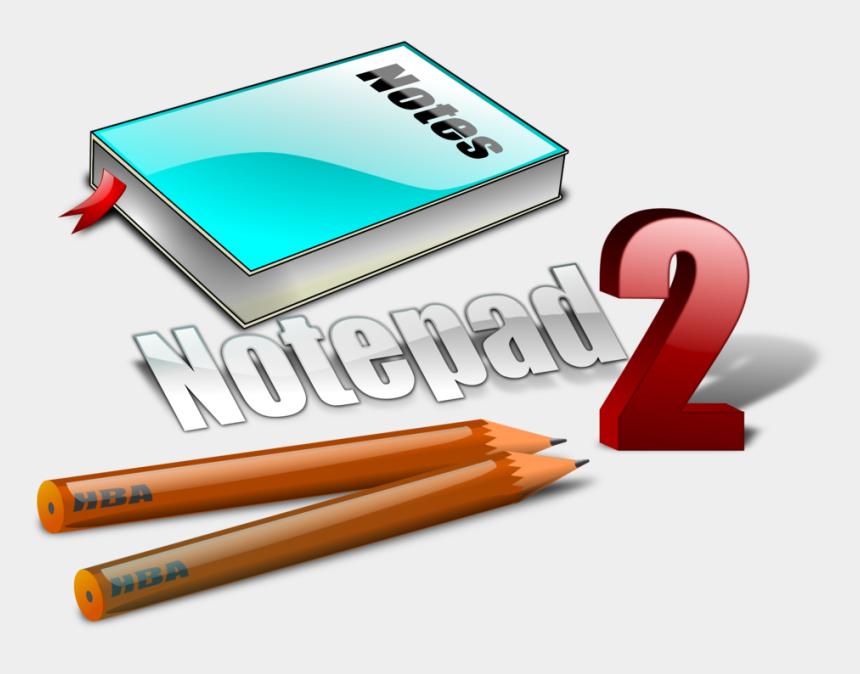 notepad clipart, Cartoons - Notepad Icon - Clip Art