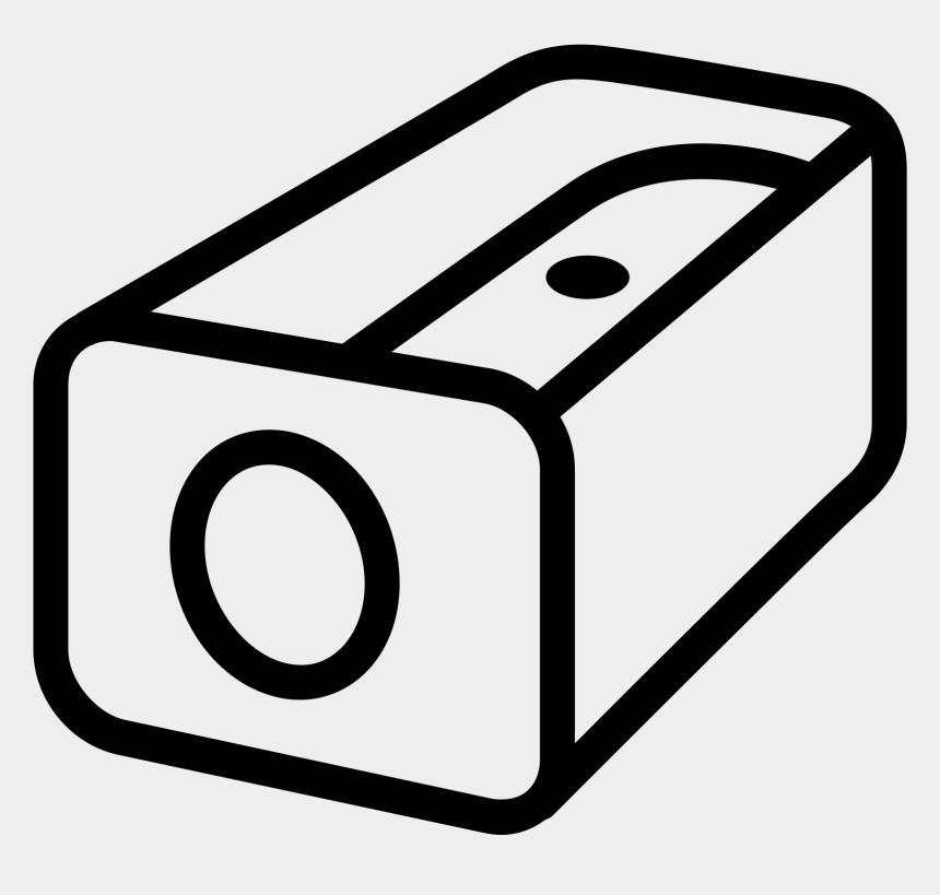 pencil sharpener clipart, Cartoons - Pencil Sharpener Comments - رسومات أدوات مدرسية للتلوين