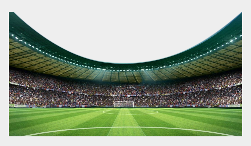 soccer field clipart, Cartoons - Football Stadium Png - Football World Cup Hd