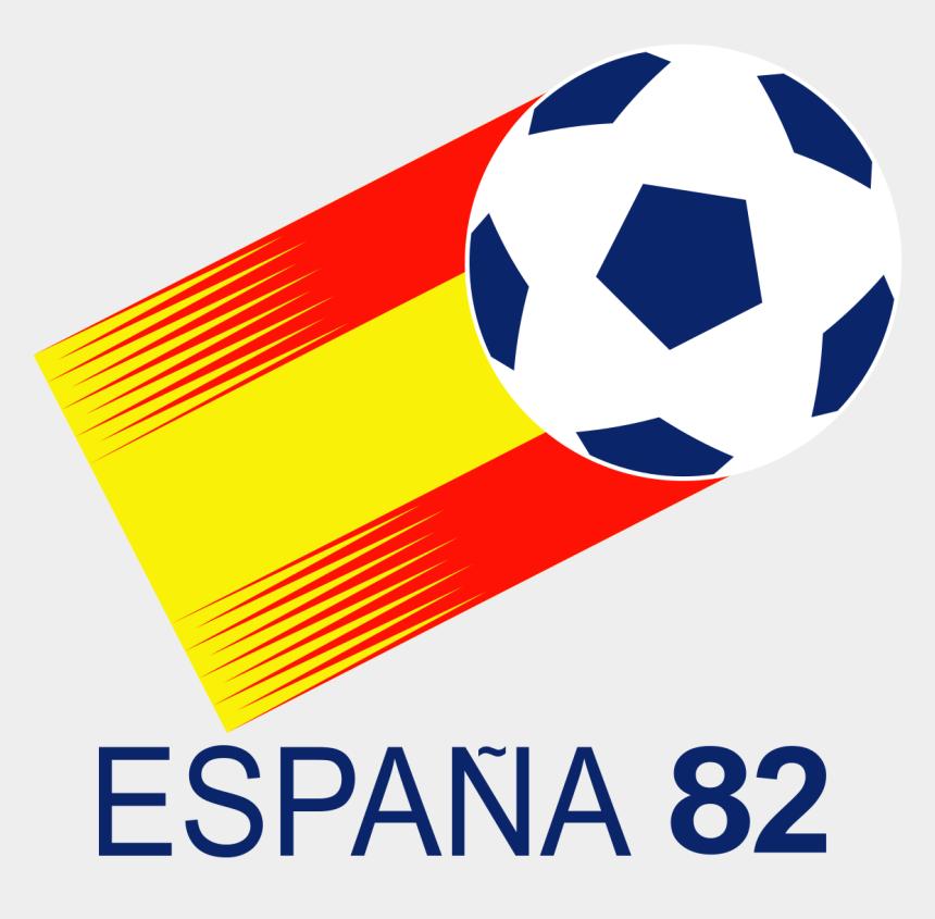 soccer net clipart, Cartoons - Goal Drawing Drawn Soccer - 1982 Fifa World Cup Logo