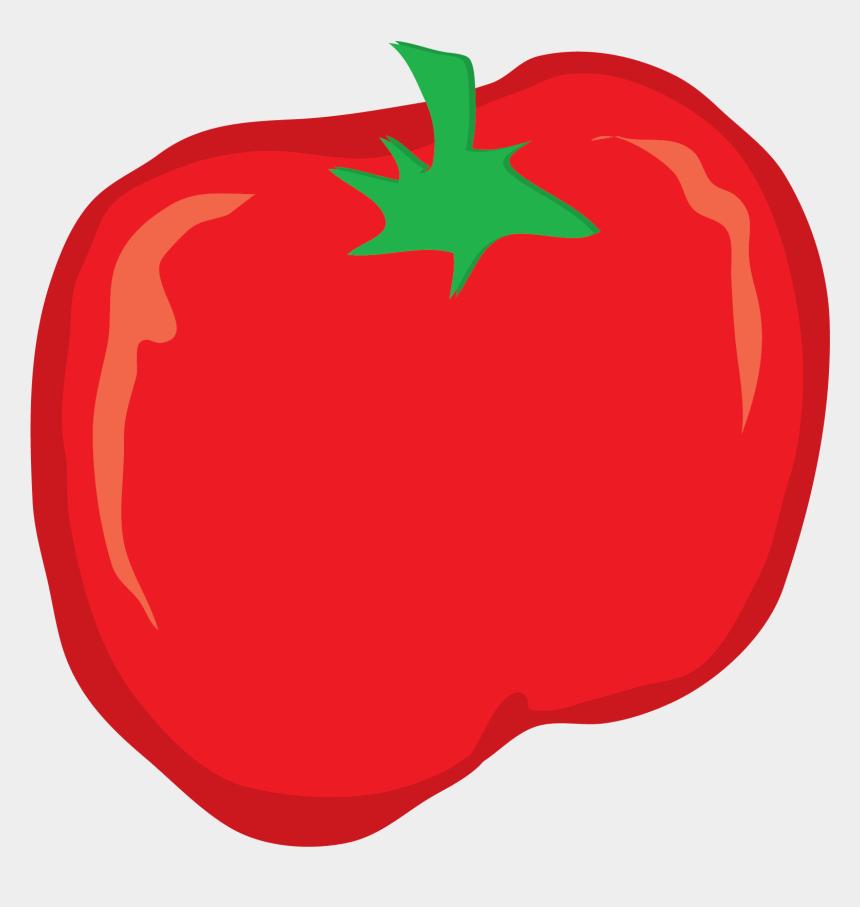 veggie clipart, Cartoons - Tomato Vector Clip Art - Cherry Tomatoes