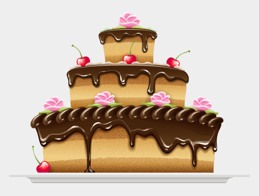 Happy Birthday Clipart Chocolate Cake Birthday Cake Png Transparent Background Cliparts Cartoons Jing Fm
