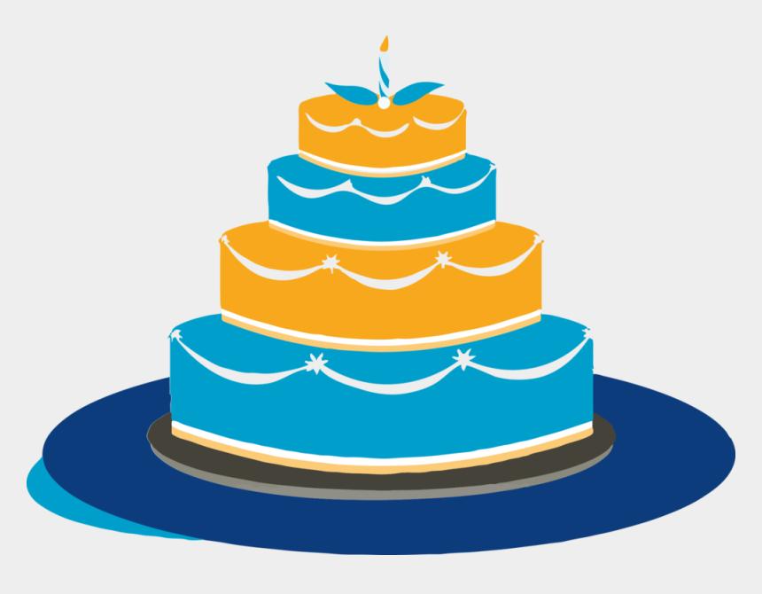 happy birthday cake clipart, Cartoons - January Celebrants The Rotary Club Of Makati Ⓒ - First Birthday Cake Clipart