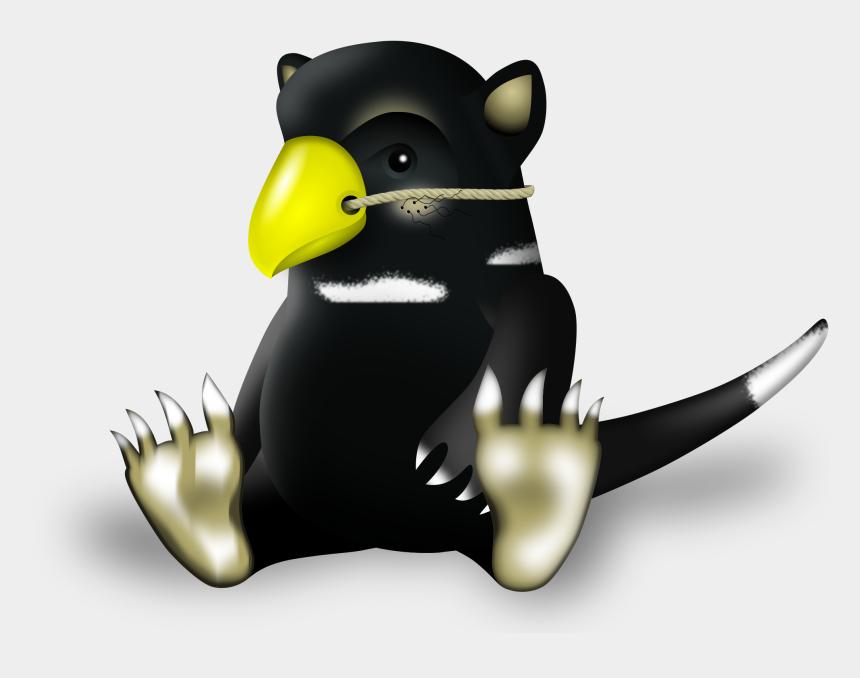 tasmanian devil clipart, Cartoons - Feral Interactiveverified Account - Linux 2.6 29 Logo