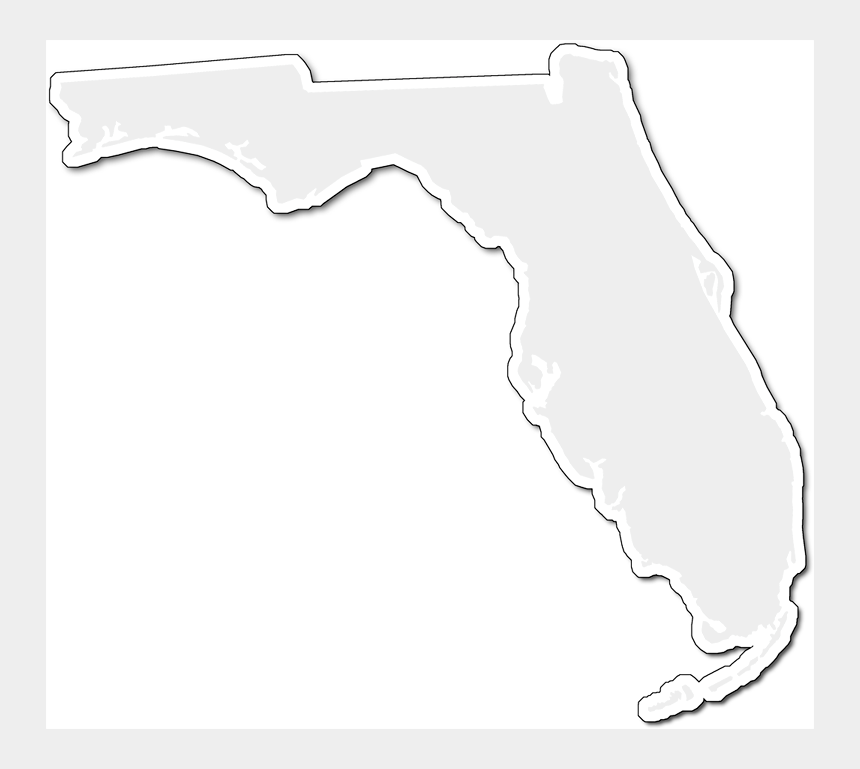 fancy frame clipart, Cartoons - Fancy Frame Border Transparent - Florida Electoral Map 2016