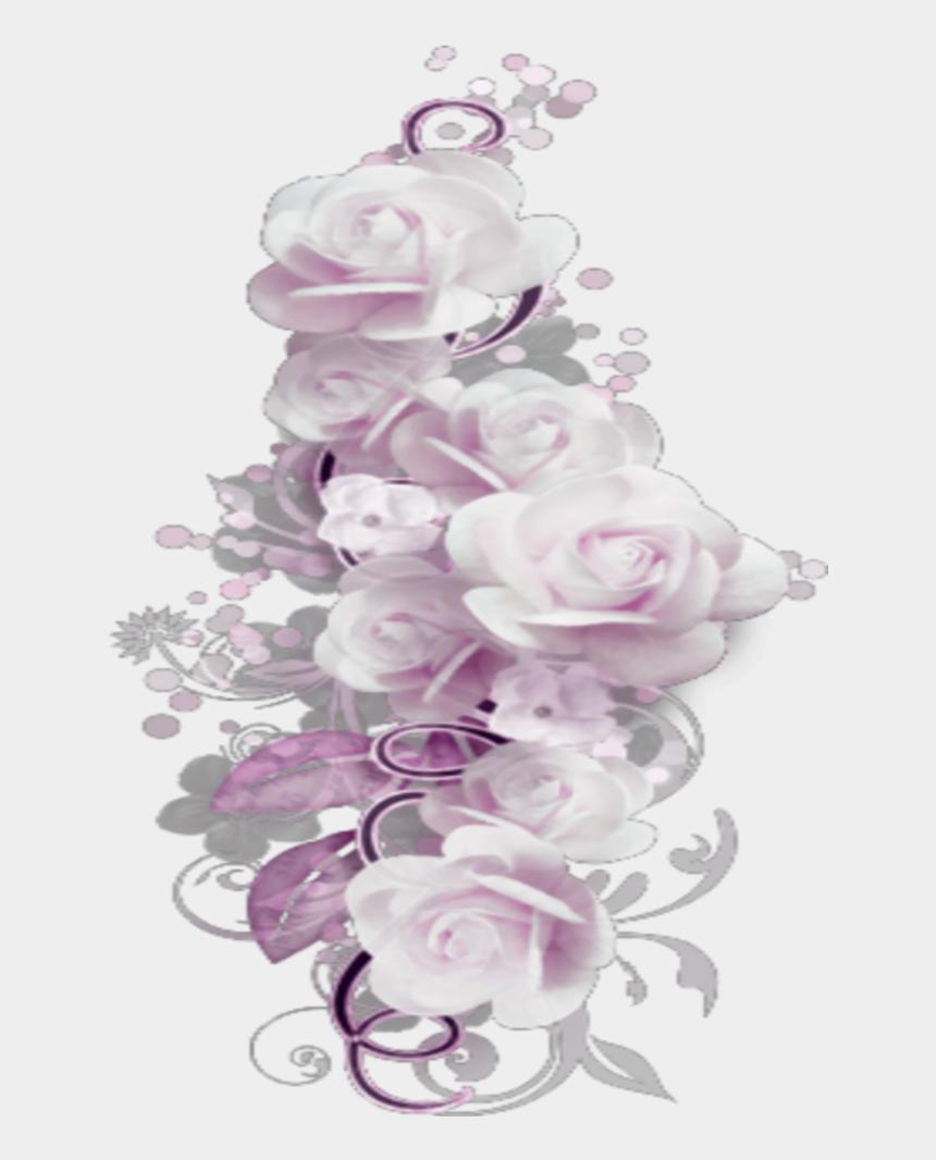 rose border clipart, Cartoons - #mq #pink #roses #borders #border - Garden Roses